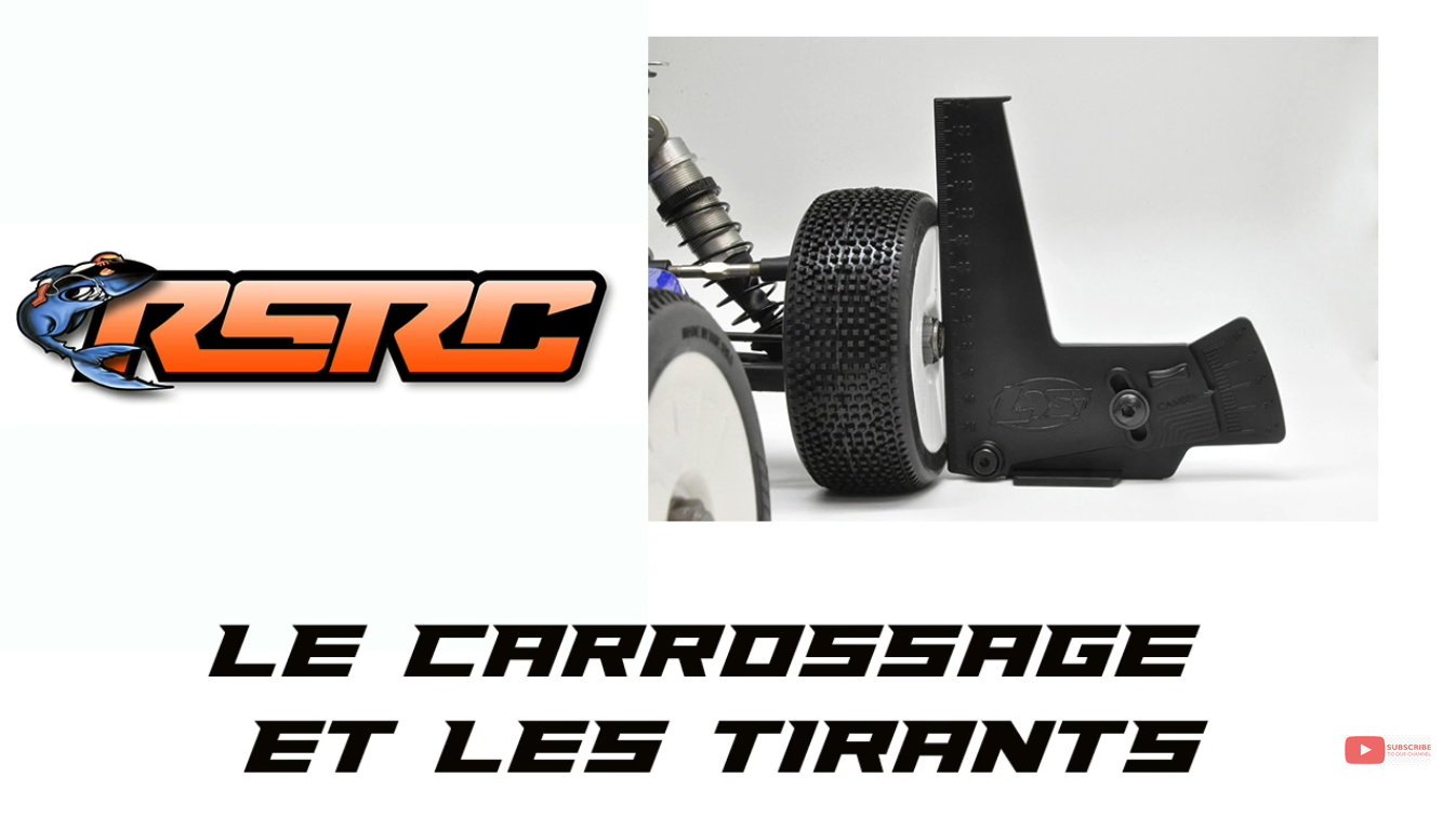 Carrossage et Tirants